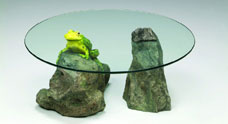 Buy The Frog and Rock Table